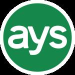 00056 AYS Round Logo Vector