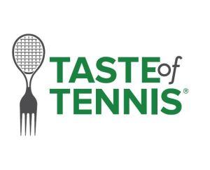Taste of Tennis Logo no city